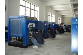 kun山kong压机常规安装xian场